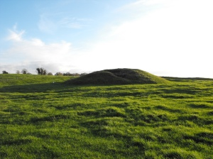 Ashleypark Burial Mound