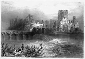 Holy Cross Abbey 1841
